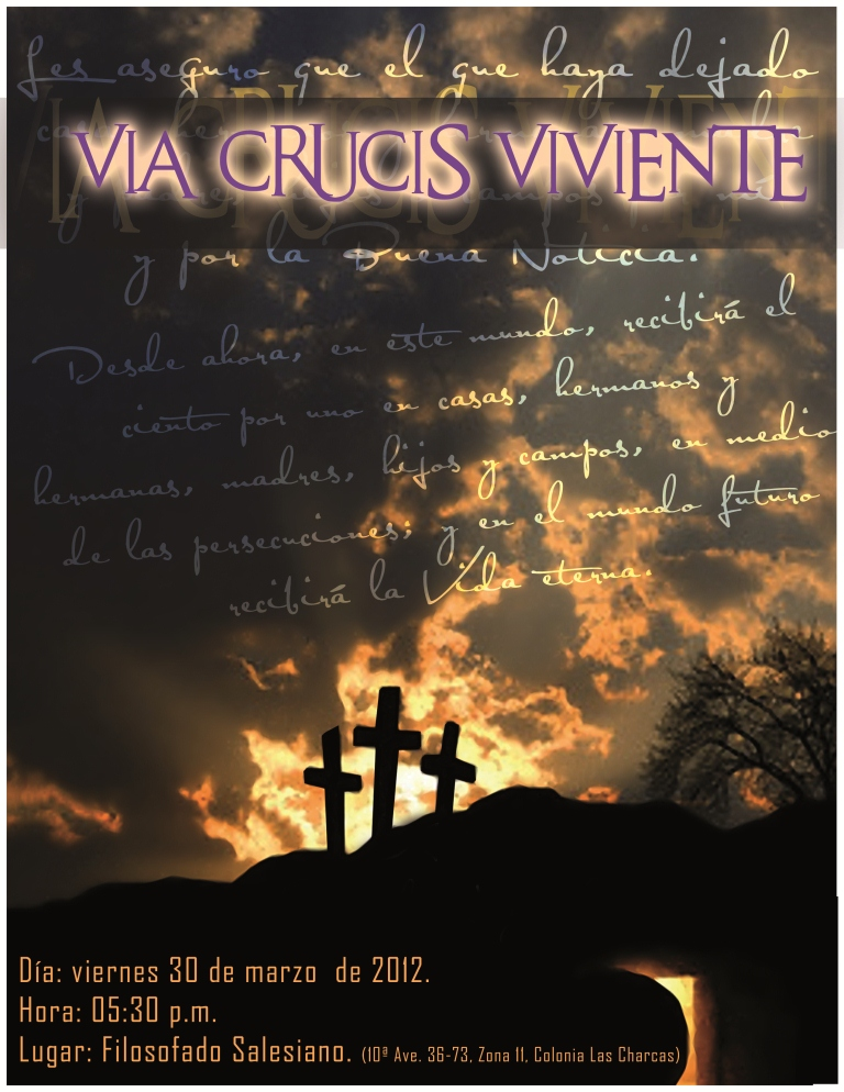 via crucis 2012 co